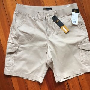 Lee Relaxed Fit Bermuda Shorts